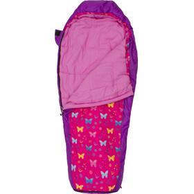 Grüezi-Bag Grow Bttrfly Sleeping Bag Kids